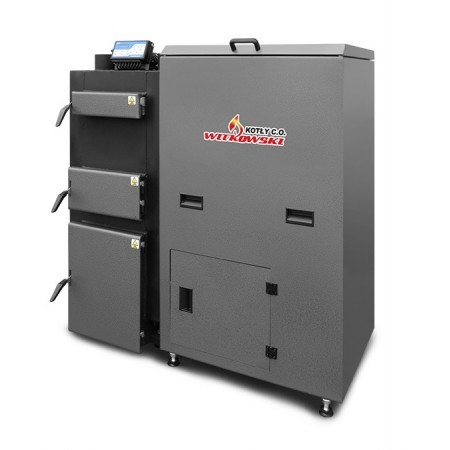 Nagrzewnica pelletowa 10-15 kW